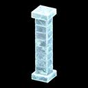Animal Crossing New Horizons Frozen Pillar