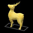Animal Crossing New Horizons Illuminated Reindeer Image