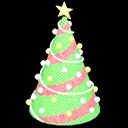 Animal Crossing New Horizons Illuminated Tree Image