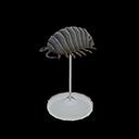 Animal Crossing New Horizons Pill Bug Model Image