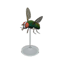 Animal Crossing New Horizons Fly Model Image