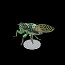 Animal Crossing New Horizons Robust Cicada Model Image