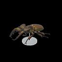 Animal Crossing New Horizons Miyama Stag Model Image