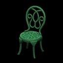 Main image of Iron garden chair