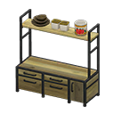 Main image of Ironwood cupboard