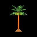 Animal Crossing New Horizons Palm-tree Lamp