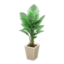Animal Crossing New Horizons White Fan Palm