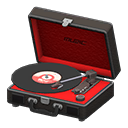 Image of Portable record player