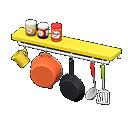 Animal Crossing New Horizons Pop Pot Rack