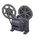 Animal Crossing New Horizons Film Projector Image