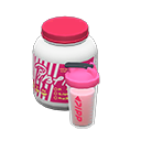 Image of variation Strawberry flavored