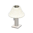 Image of Rattan table lamp