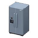 Animal Crossing New Horizons Double-door Refrigerator