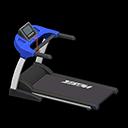 Animal Crossing New Horizons Blue Treadmill