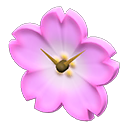 Main image of Cherry-blossom clock
