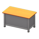 Animal Crossing New Horizons Basic Teacher's Desk Image