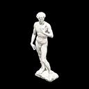 Animal Crossing New Horizons Gallant Statue Image