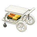 Animal Crossing New Horizons Serving Cart Image