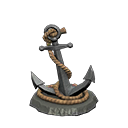 Image of Anchor statue