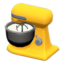 Animal Crossing New Horizons Yellow Stand Mixer