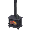 Image of Wood-burning stove