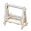 Main image of Swinging bench