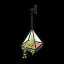 Animal Crossing New Horizons Hanging Terrarium