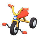 Animal Crossing New Horizons Tricycle
