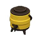 Animal Crossing New Horizons Yellow Handy Water Cooler