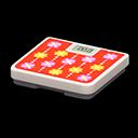 Animal Crossing New Horizons White Digital Scale