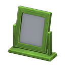 Animal Crossing New Horizons Wooden Table Mirror Image