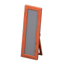 Animal Crossing New Horizons Cherry wood Wooden Full-length Mirror