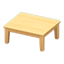 Animal Crossing New Horizons Wooden Table
