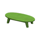 Animal Crossing New Horizons Wooden Low Table Image