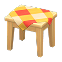 Image of Wooden mini table