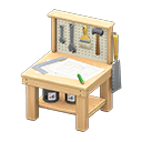 Image of Mini DIY workbench