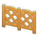 Animal Crossing New Horizons Lattice Fence Image