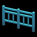Animal Crossing New Horizons Iron Fence Image