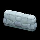 Animal Crossing New Horizons Stone Fence Image