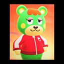 Animal Crossing New Horizons Charlise's Poster Image