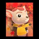 Animal Crossing New Horizons Deirdre's Poster Image