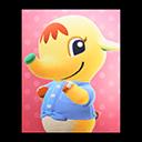 Animal Crossing New Horizons Eloise's Poster Image