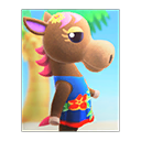 Animal Crossing New Horizons Annalise's Poster Image