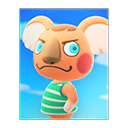 Animal Crossing New Horizons Canberra's Poster Image