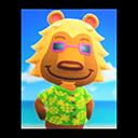 Animal Crossing New Horizons Bud's Poster Image