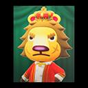 Animal Crossing New Horizons Elvis's Poster Image