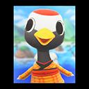 Animal Crossing New Horizons Gladys's Poster Image