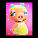 Animal Crossing New Horizons Pancetti's Poster Image
