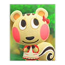 Animal Crossing New Horizons Cally's Poster Image
