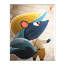 Animal Crossing New Horizons Kicks's Poster Image